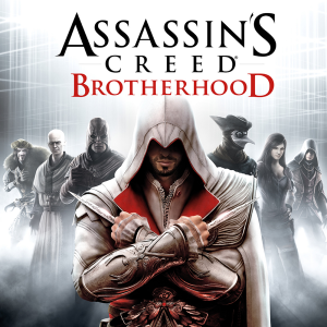 کاور اصلی بازی Assassin's Creed Brotherhood