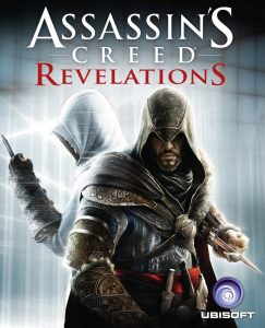 کاور اصلی بازی Assassin's Creed: Revelation