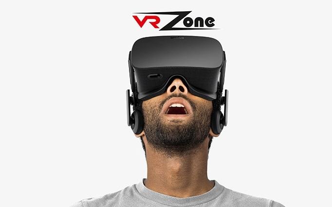 شهربازی واقعیت مجازی (VR Zone)