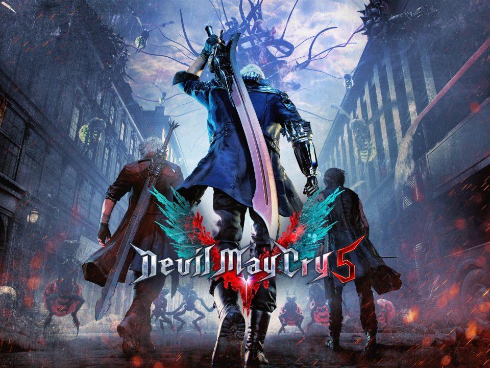 معرفی بازی Devil May Cry 5