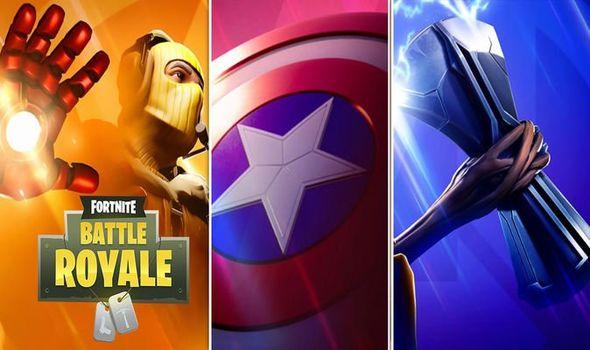Avengers به بازی فورتنایت Fortnite می آیند