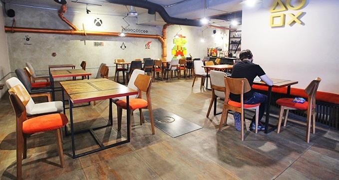 کافه گیم پلی (اردبیل)