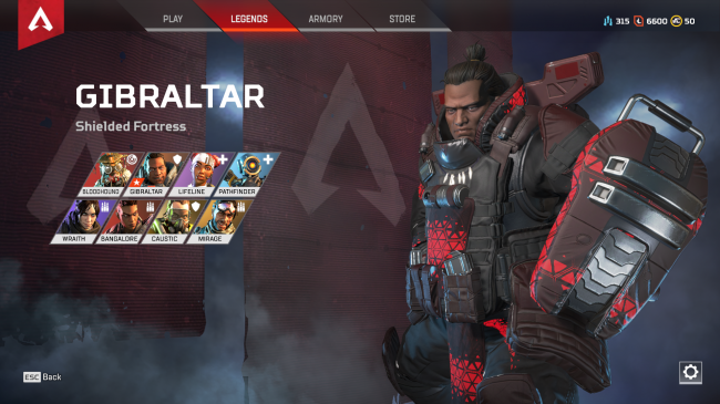 بازی اپکس لجند (Apex Legends)