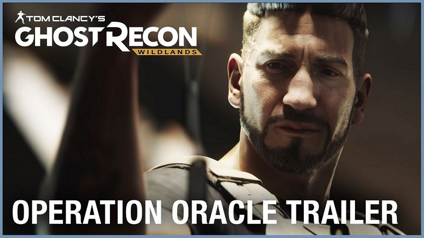 بازی عملیات اوراکل Ghost Recon Operation Oracle