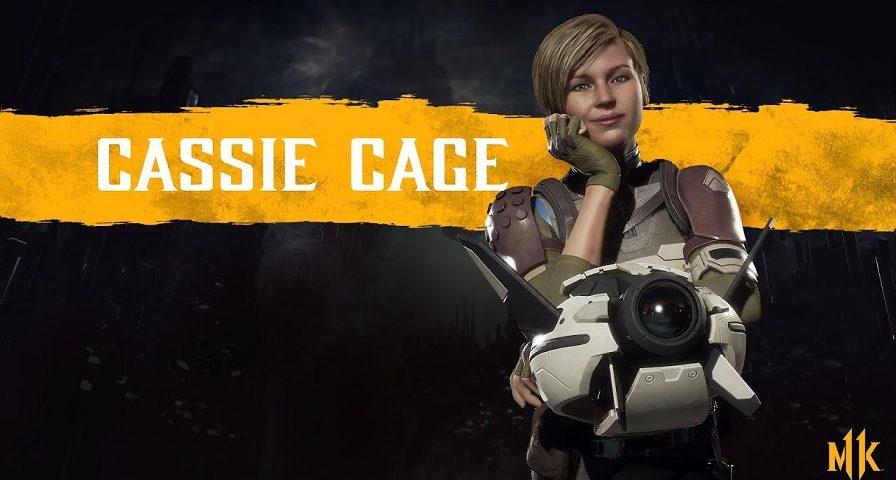 شخصیت کسی کیج (Cassie Cage)