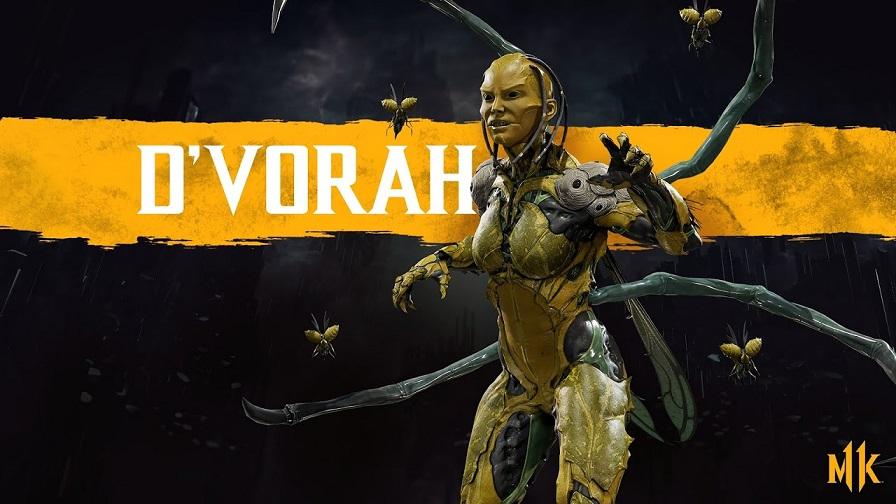 شخصیت دی وورا (D'Vorah)
