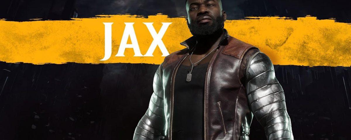 شخصیت جکس (Jax)