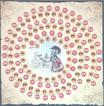 بازی رومیزی کشورگشا