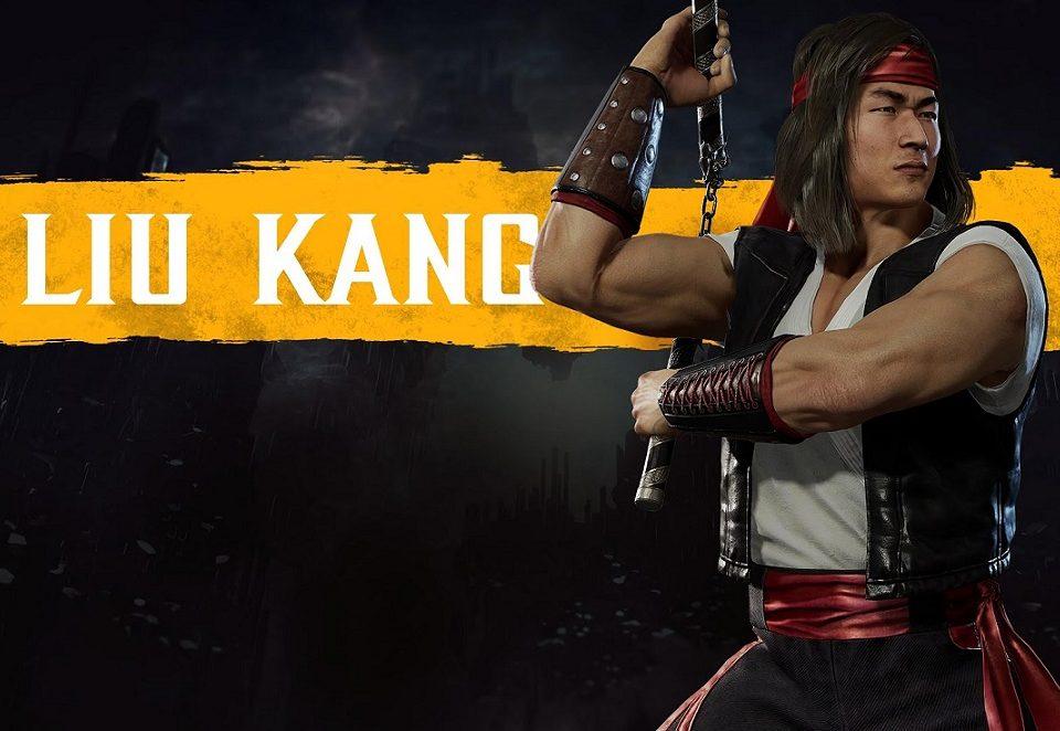 شخصیت لیو کانگ (Liu Kang)