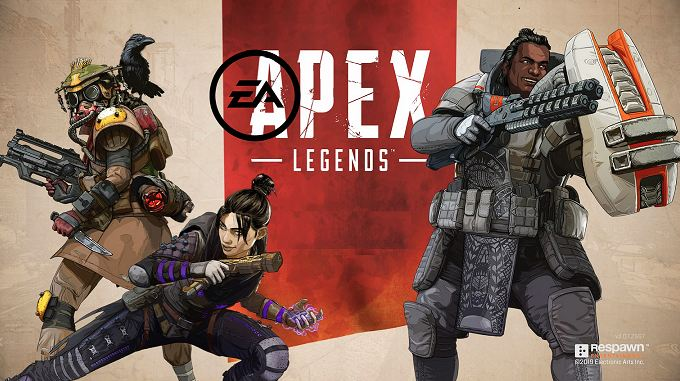 بازی اپکس لجند (Apex Legend)