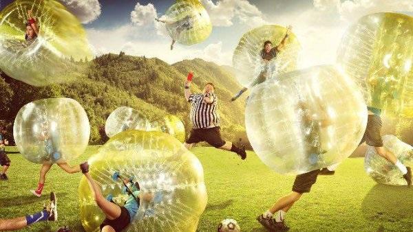 فوتبال حبابی (بام لند)