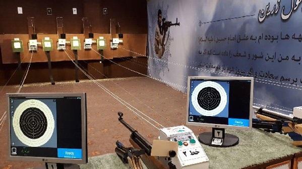 تیراندازی با اسلحه در مجموعه ورزشی شهید بادکوبه