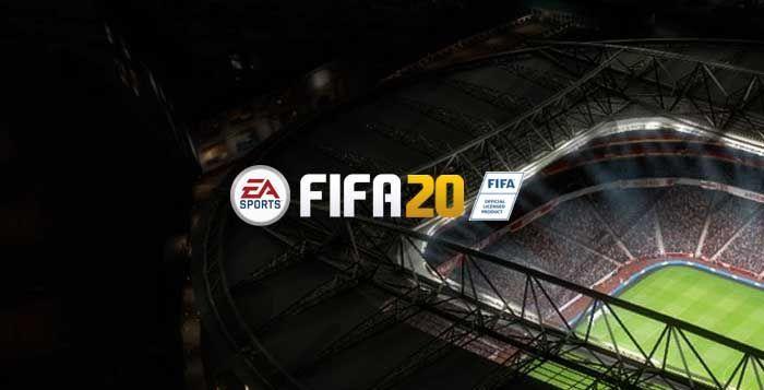 بازی فیفا 20 (fifa 20)