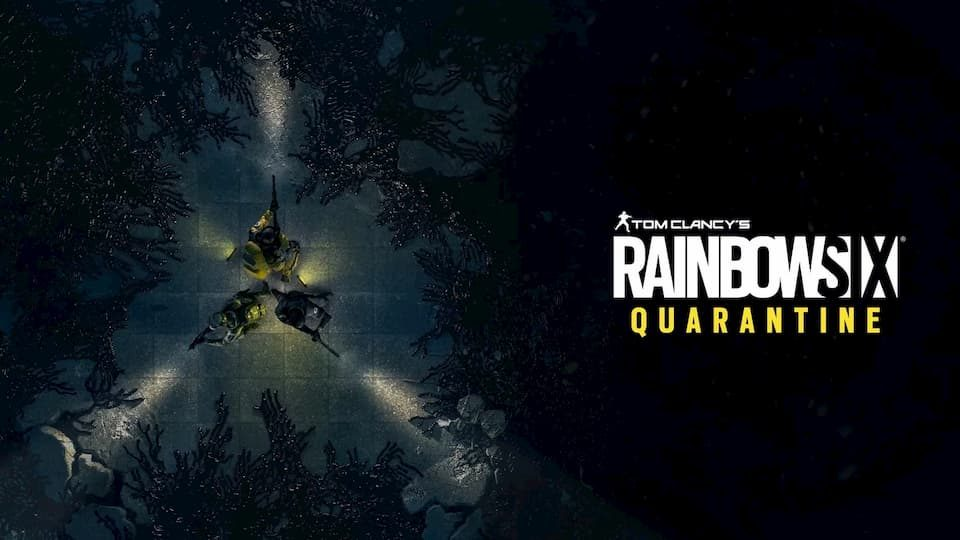 ثبت نام بتای Rainbow Six Quarantine