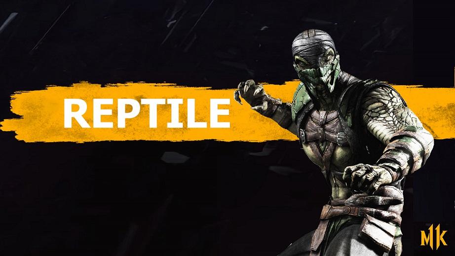 شخصیت رپتایل (Reptile) در مورتال کمبت