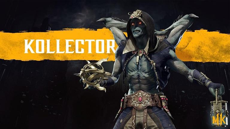 شخصیت کلکتور (Kollector)