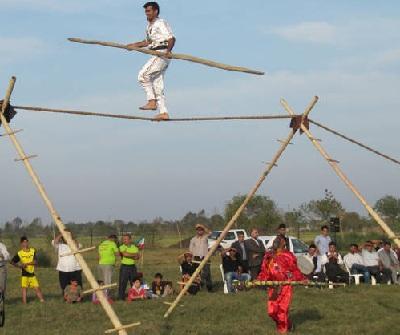 بازی های محلی مازندران