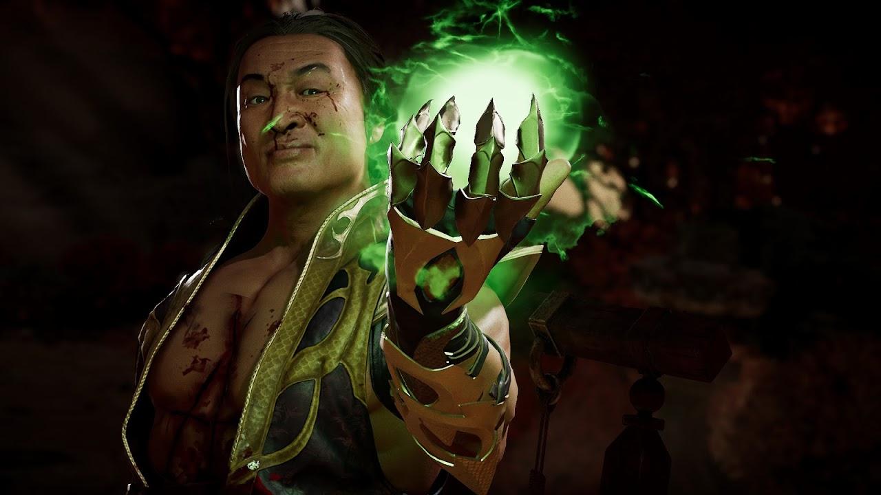 شخصیت شنگ سونگ (Shang Tsung) در مورتال کمبت