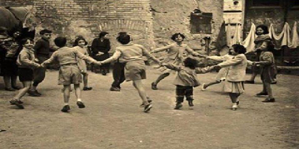بازی محلی عمو زنجیر باف