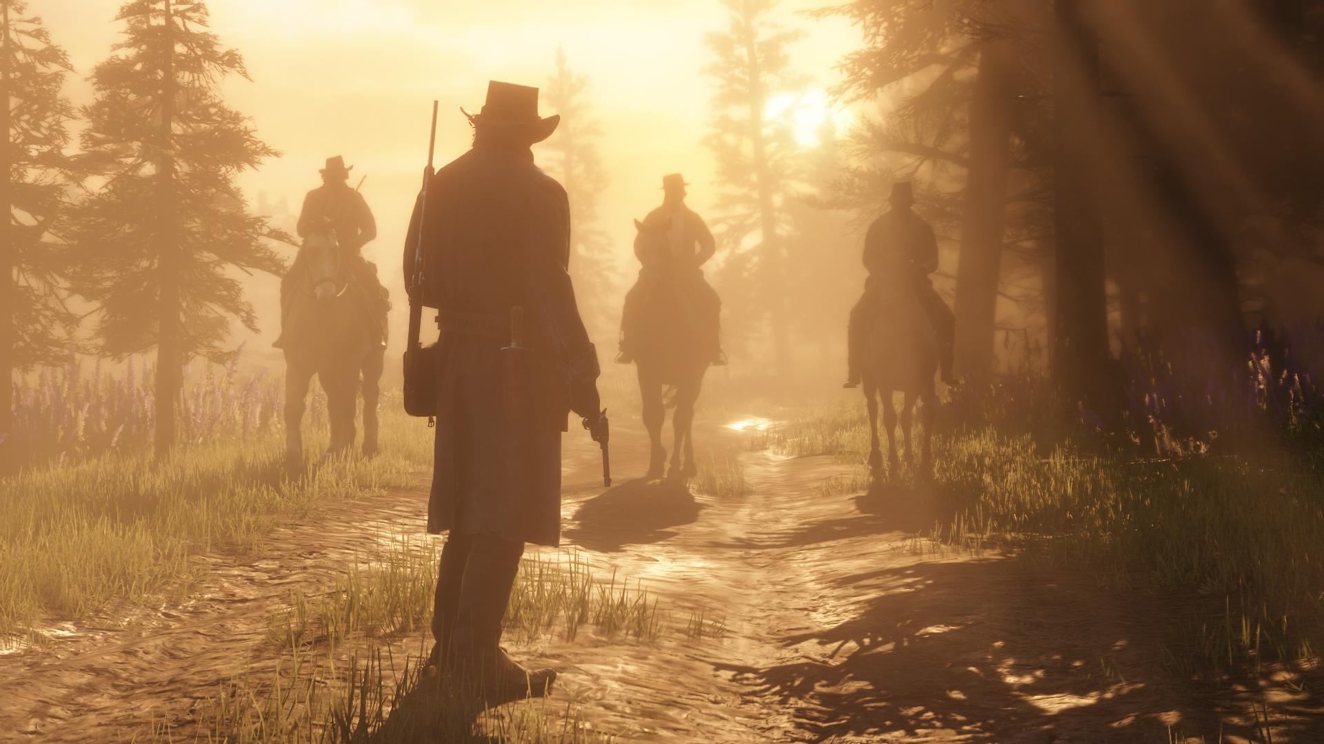 بازی رد دد ریدمپشن 2 (Red Dead Redemption 2)