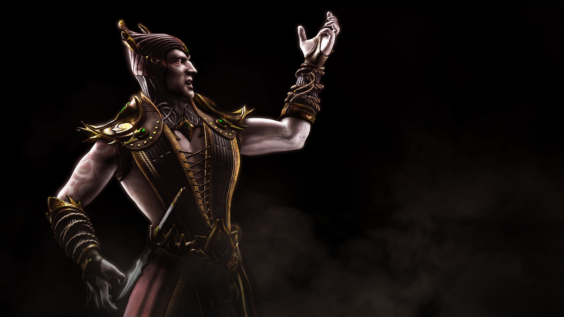 شخصیت شیناک (Shinnok) در مورتال کمبت