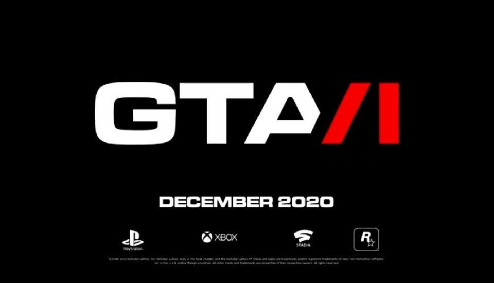 انتشار بازی GTA VI