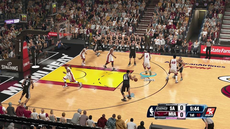 تاریخ انتشار بازی NBA 2K20
