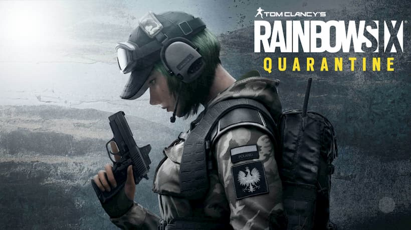 Rainbow Six Quarantine قبل از آوریل منتشر خواهد شد