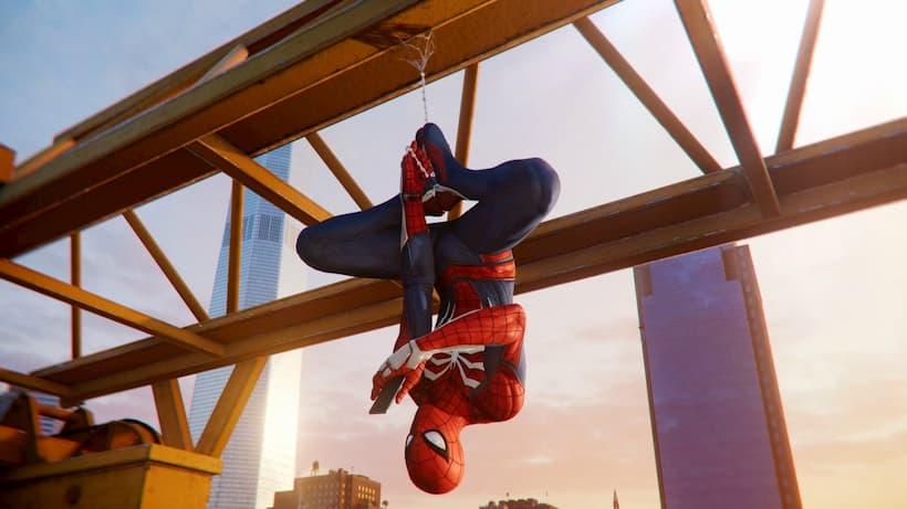 مرد عنکبوتی در حال حاضر بهترین بازی Superhero است