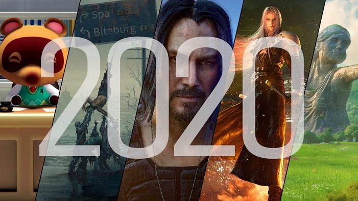 بازی های کامپیوتری 2020