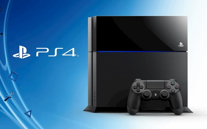سیستم PS4 به روزرسانی می شود