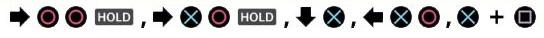 کمبو های شخصیت دی وورا در مورتال کمبت ۱۰