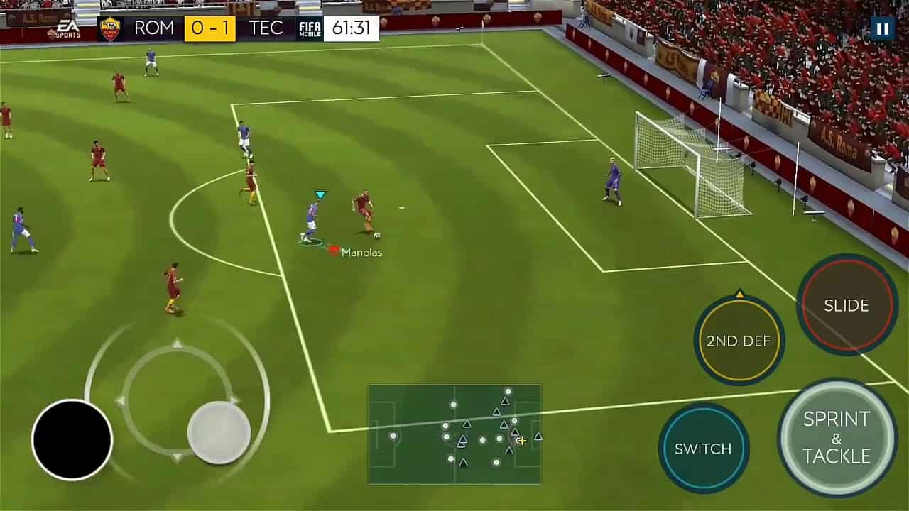 بازی fifa 19 مخصوص اندروید