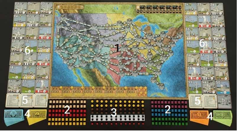 مثال های بازی شبکه برق