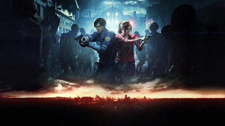 بازی رزیدنت اویل ۲ (Resident Evil 2)
