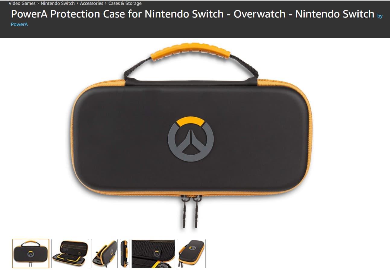 بازی Overwatch برای Switch