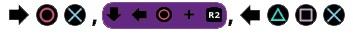 کمبو های شخصیت ترایبورگ در مورتال کمبت ۱۰