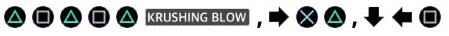 کمبو های شخصیت ارون بلک در مورتال کمبت ۱۱