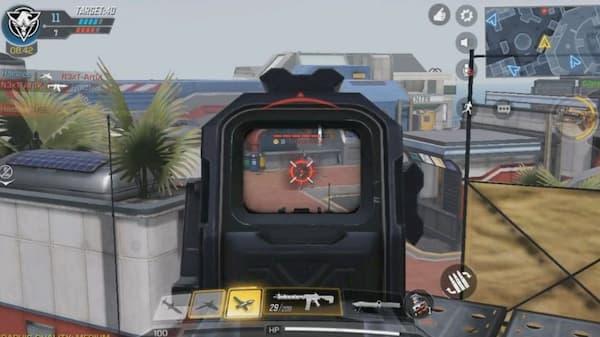گیمر حرفه ای COD Mobile شو