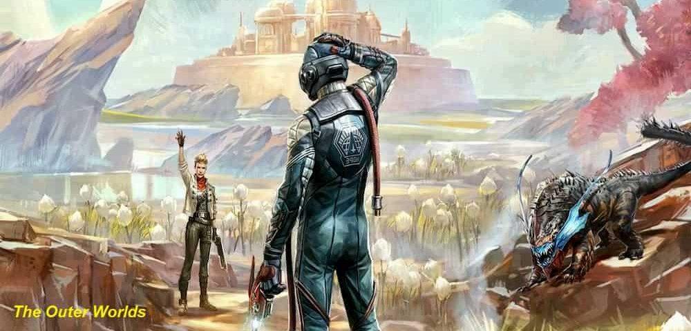 سیستم مورد نیاز بازی The Outer Worlds