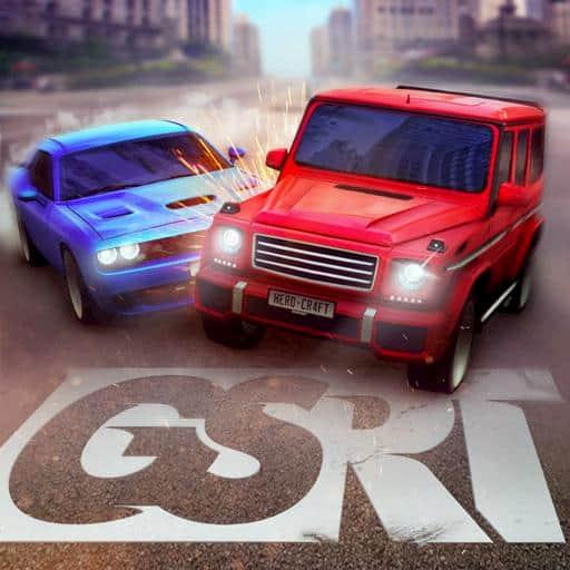 بازی موبایل grand street racing tour