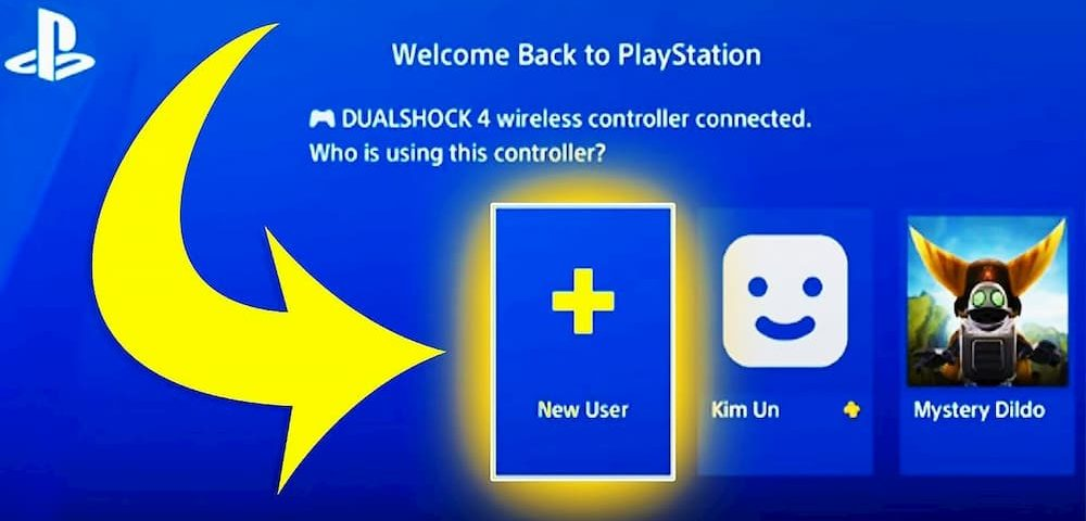 مدیریت و ساخت اکانت پلی استیشن PS4