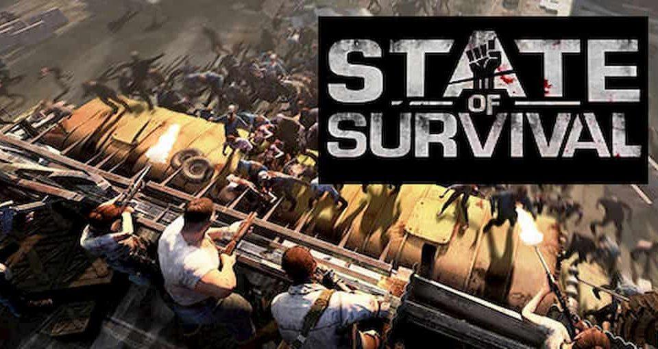 بازی موبایل state survival