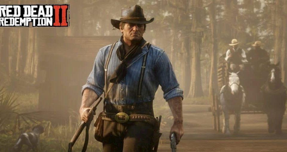 سیستم مورد نیاز بازی Red Dead Redemption 2