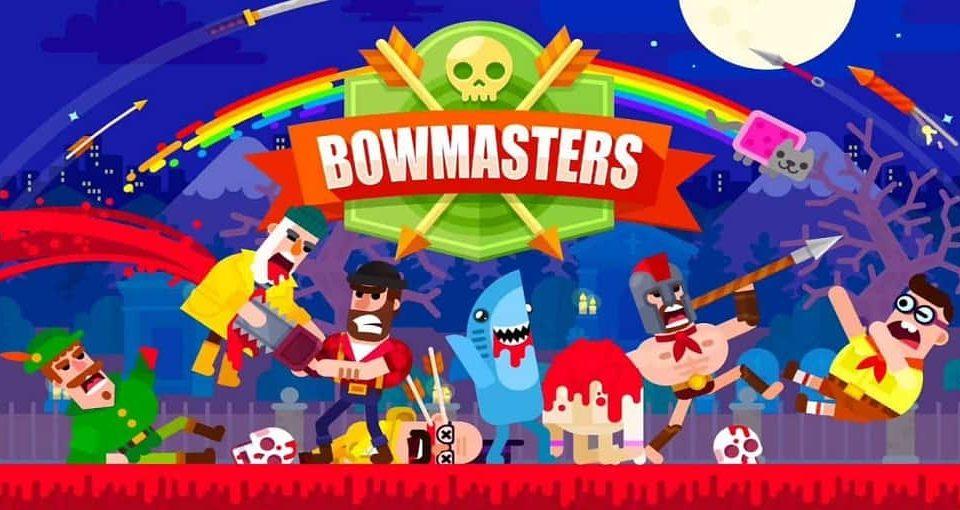 بازی موبایل Bowmasters