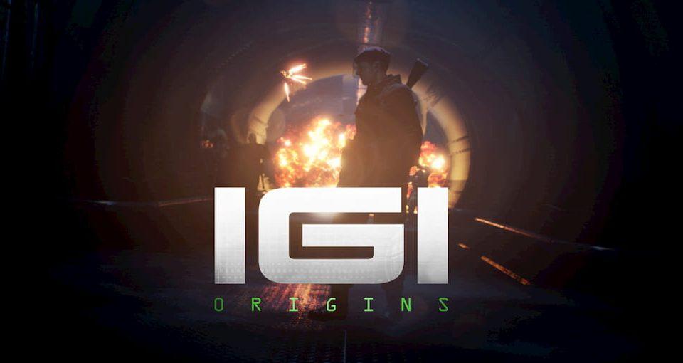 بازی I.G.I Origins