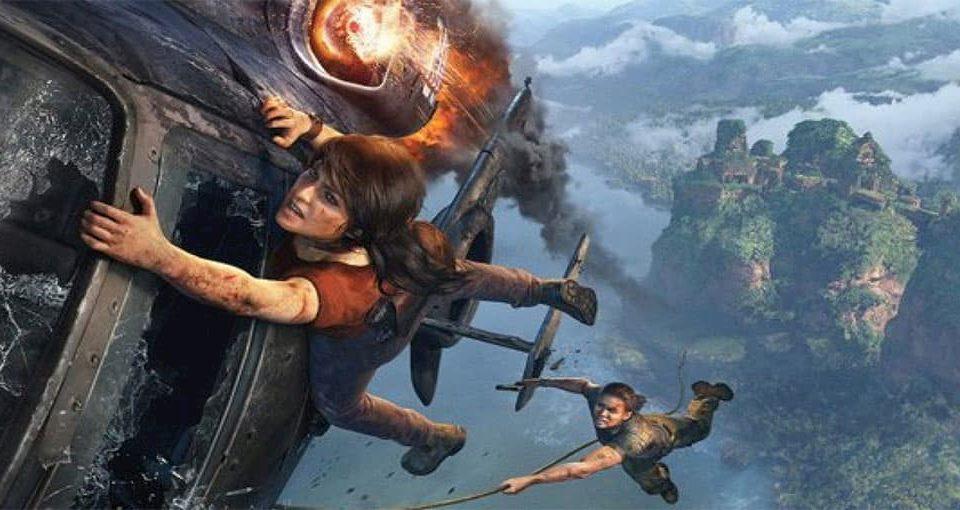 ساخت بازی Uncharted 5