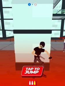 بازی موبایل Jump and Shoot