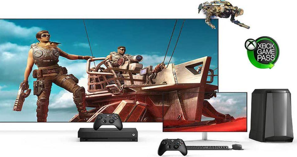 بازی های Xbox Game Pass برای کامپیوتر