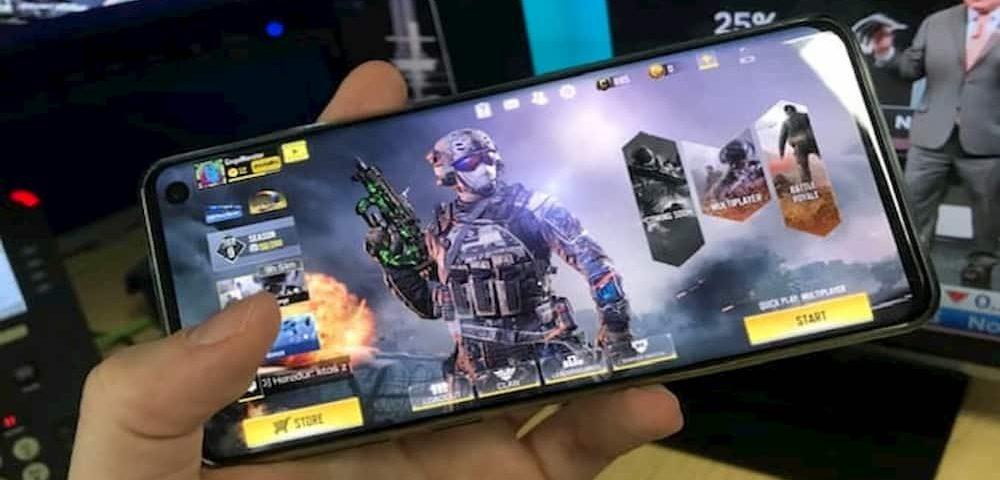 تعداد دانلود بازی call of duty: mobile